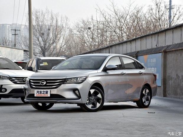 广汽传祺GA4今日上市 新车型将提供两款发动机