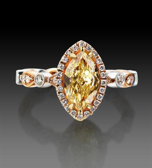彩钻和普通钻石区别