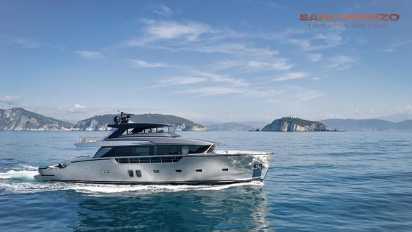 """圣劳伦佐SX88在Christofle Yacht Award颁奖盛典上摘得""""国际最佳游艇""""大奖"""