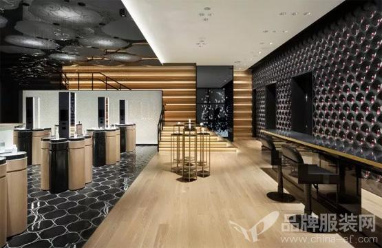 资生堂日本银座旗舰店翻新完成 新店配备最尖端的技术仪器强调尖端技术