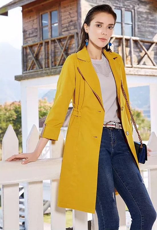 布根香推出2018春夏流行色
