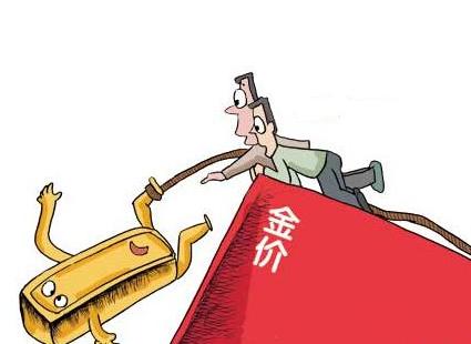 公债收益率上涨 黄金期货创下逾一个月最大单日跌幅