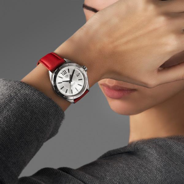 TAG Heuer Formula 1 Lady腕表 动感与格调的完美交融