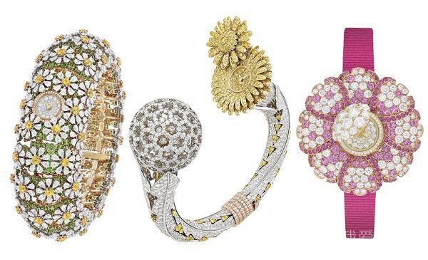 梵克雅宝推出Le Jardin高级珠宝腕表新作 花卉灵感构筑绮丽花园