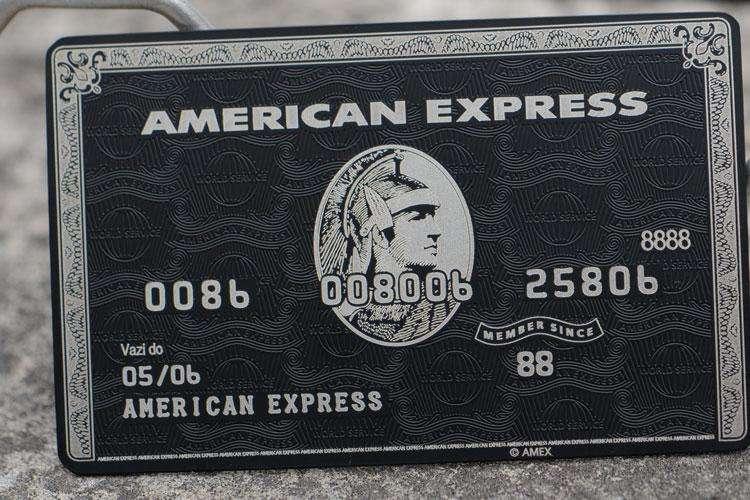 见过吗?这是全球最奢华的五张信用卡