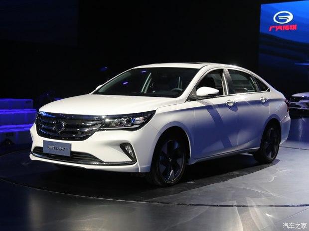 广汽传祺GA4正式上市 售价区间为7.38-11.58万元