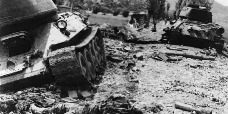 第105坦克旅的辉煌与覆灭 在美军空军打击下被耗掉