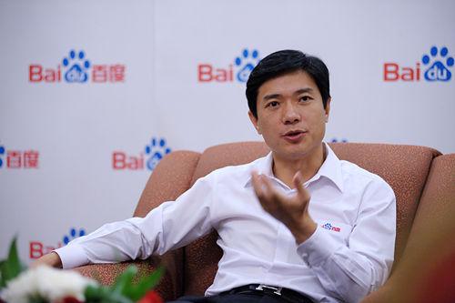 李彦宏成首次登上《时代周刊》的中国互联网企业家