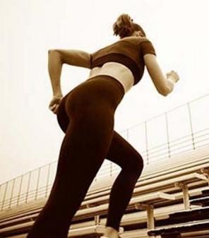 怎么瘦腿和屁股?你需要增强有氧运动