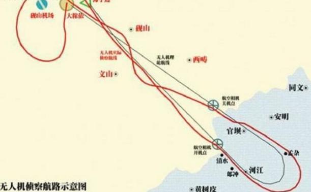 对越作战中国空军的特殊战斗:两山轮战期间对越航空侦察