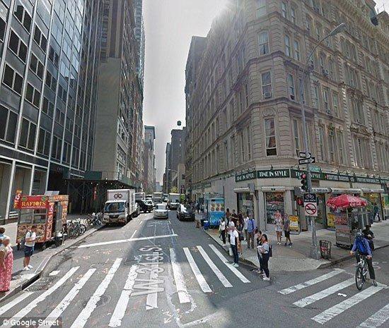 纽约帝国大厦枪击案 造成至少3人受伤