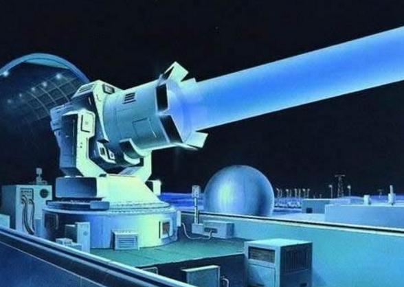 中国高能激光武器面世 可摧毁上千公里以外的目标