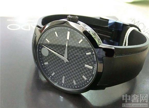 摩凡陀腕表永动不息 一个众所周知的瑞士奢侈腕表品牌