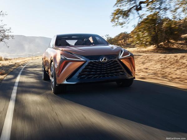 LEXUS(雷克萨斯)将在2018年北美车展上正式亮相