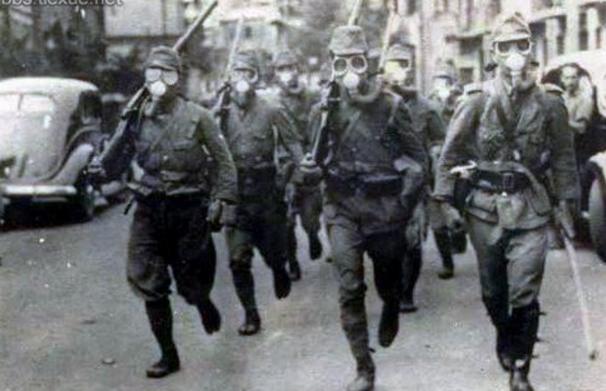 比731部队还可恨的一支日本军队:516化学武器部队
