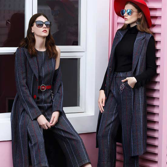 例格品牌女装 向都市女性的时尚着装看齐
