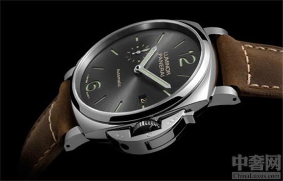 沛纳海2018新品展示 日内瓦钟表展为观众带来全新的优质腕表