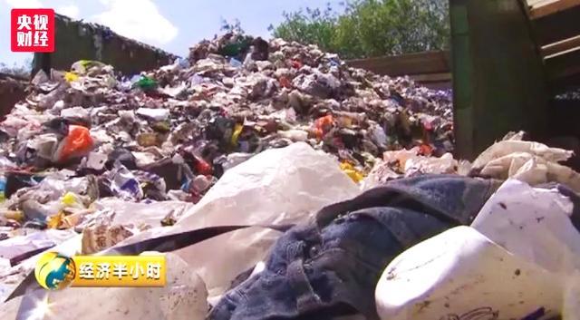 中国对这种东西说一声不 中国的垃圾禁令对于美国影响很大