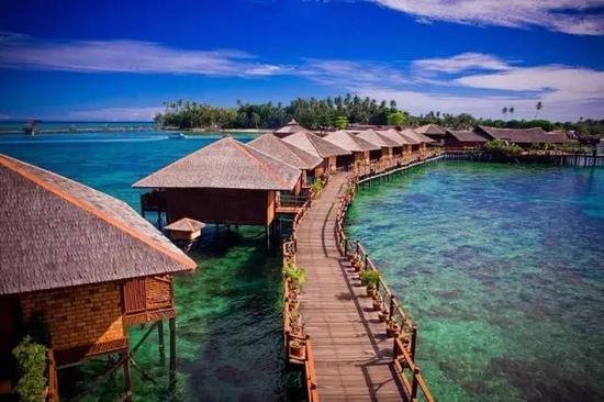东南亚旅游的八个好去处