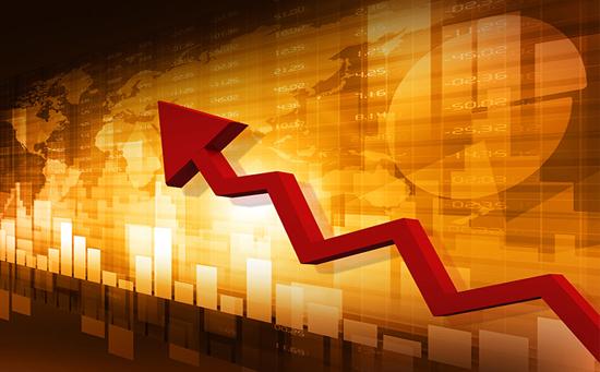 美元跌至三年新低 现货黄金上攻1357.54美元