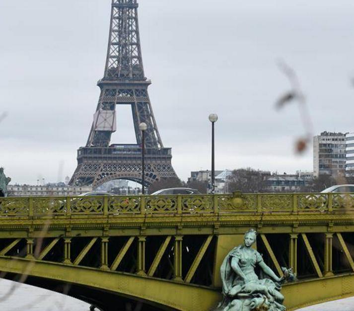 法国发布洪水橙色预警 多段河岸公路被迫关闭