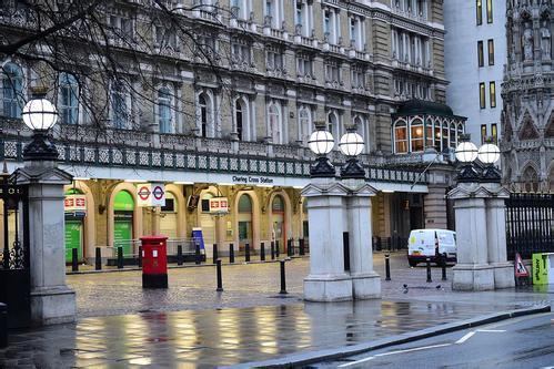 伦敦市天然气泄漏 警方疏散约1500人市民