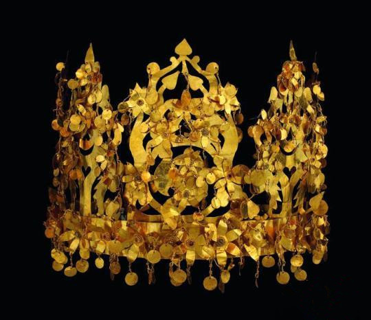 阿富汗国家博物馆231件顶级文物现身成都