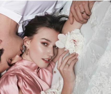 """珠宝品牌I Do匠心打造情人节玫瑰系列  致以""""瑰""""丽烂漫的节日问候"""
