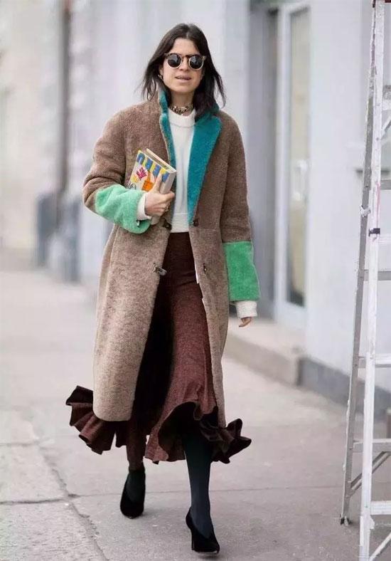 HOII搭配指南 冬天时尚潮流搭配的正确打开方式