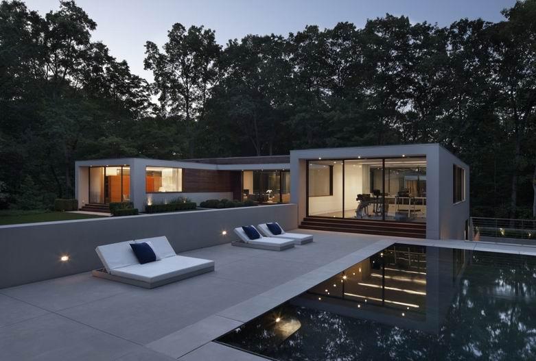 新Canaan别墅:以欢迎的姿态让业主感受树冠上的亭台楼阁