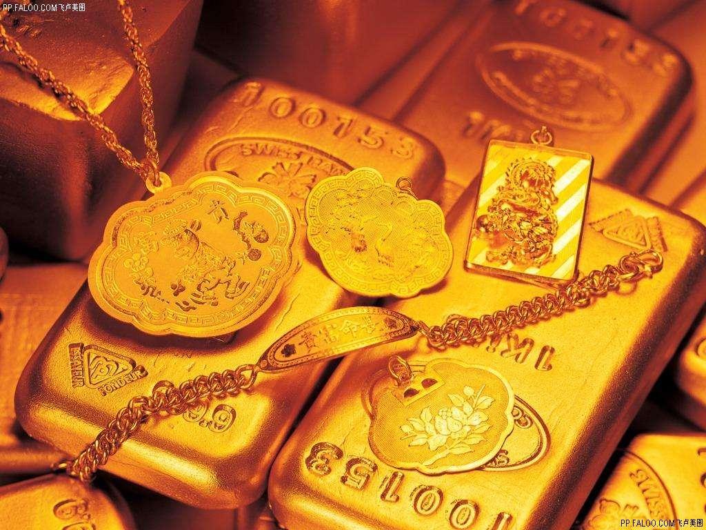 美元走弱利好现货黄金 金价有望进一步上涨
