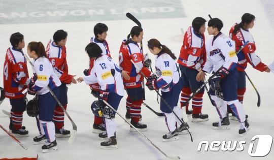 朝冰球女队25日赴韩 共有15人
