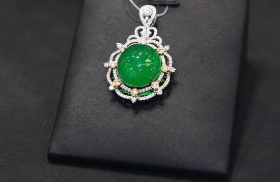 珠宝首饰行业的现状:总体依然处于初级阶段