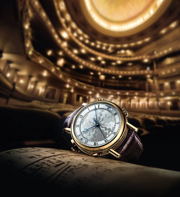Breguet(宝玑)推出Classique 7800 Réveil Musical音乐闹铃表