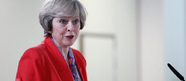 英国首相特蕾莎梅将访华