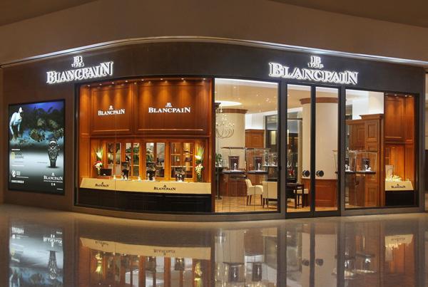 瑞士高级腕表品牌宝珀Blancpain亮相上海