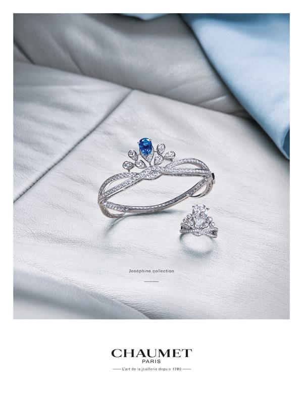 """CHAUMET珠宝品牌 珠宝界的""""蓝血贵族""""始终以永不流俗的形象为人熟知"""