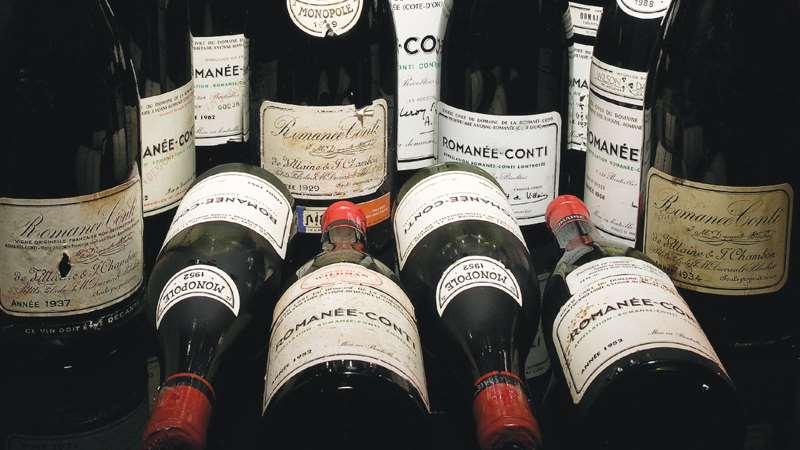 2017年葡萄酒拍卖总金额逾3.71亿美元 同比增长9.6%