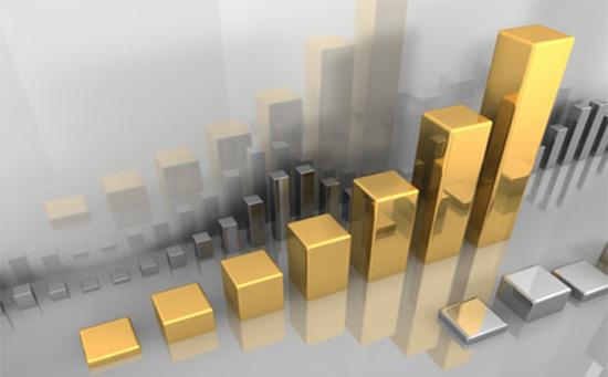 现货黄金短线暴涨 本周金价将重拾涨势