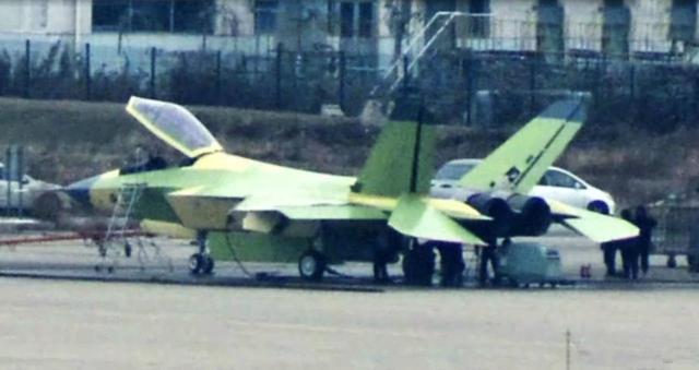 """国产飞机FC31传已上""""户口"""" 已进入中国空海军装备发展序列"""