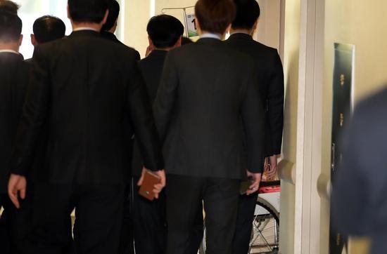 """朴槿惠被曝肾病加重 律师自称见面时""""吓一跳"""""""