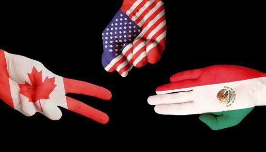 NAFTA谈判未取得突破性进展 美加分歧成关键点