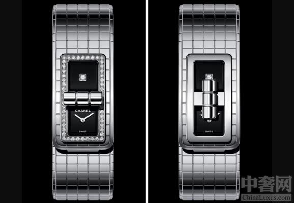 香奈儿全新CODE COCO腕表 一个已有百年历史的大品牌
