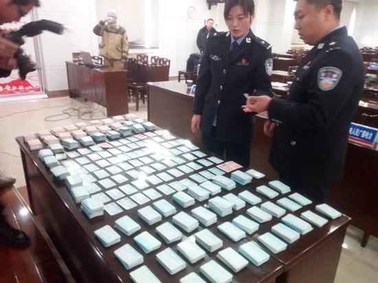 郑州破制贩假车票案 共抓获涉案嫌疑人5名