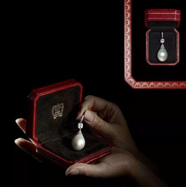 价值过亿的皇家珍珠 喻为世界上最美的珍珠