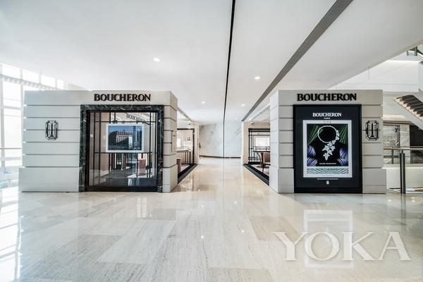 Boucheron(宝诗龙)入驻上海恒隆广场 书写品牌全新篇章