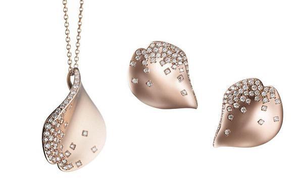 Mikimoto推出新钻石珠宝系列——Les Pétales de Ginza