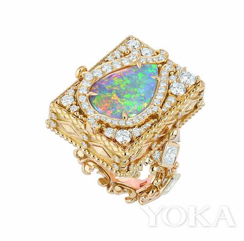维多利娅推出Dior à Versailles顶级珠宝系列