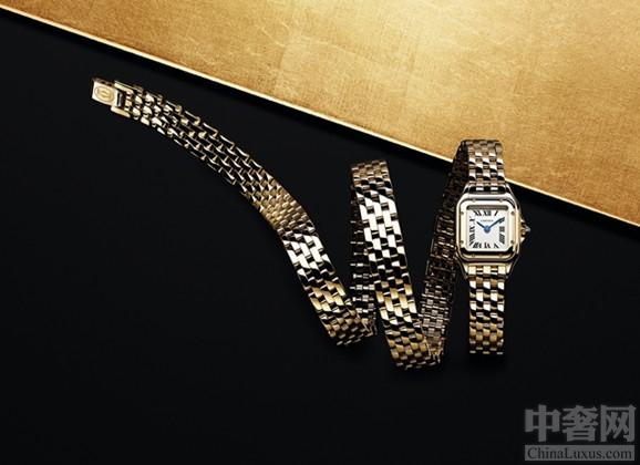 日瑞瓦表展腕表 马思纯完美演绎Panthère de Cartier卡地亚猎豹腕表