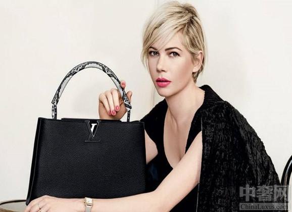 LV包袋系列尽享奢华风尚 凸显出成熟的华丽韵味